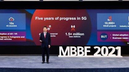 华为胡厚崑谈5G发展:为所取得的成就感到自豪,但道阻且长