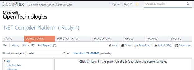 微软是如何使用C#重写C#编译器并将其开源的