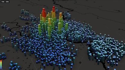 大屏数据可视化设计与实践