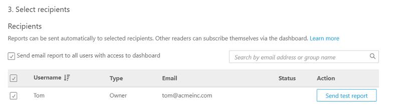Amazon QuickSight 现已支持电子邮件报告和大数据标签