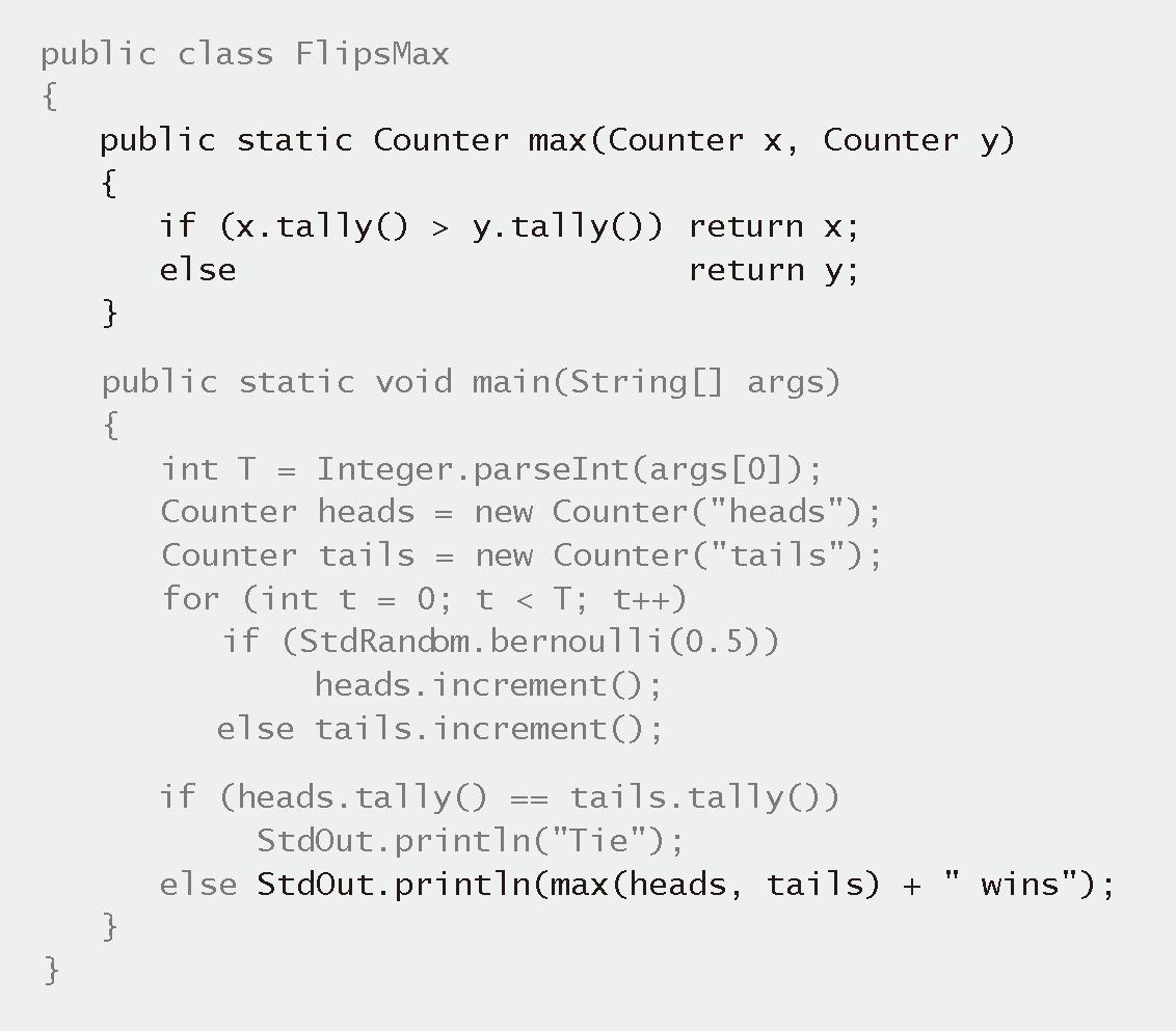 算法(4th ed)(77):基础——数据抽象 4.1.10