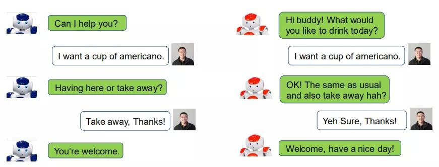 人机对话关键技术及挑战