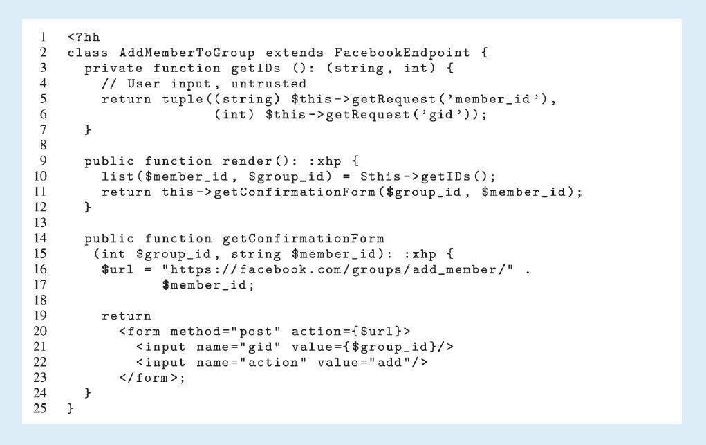 Facebook的大规模静态分析