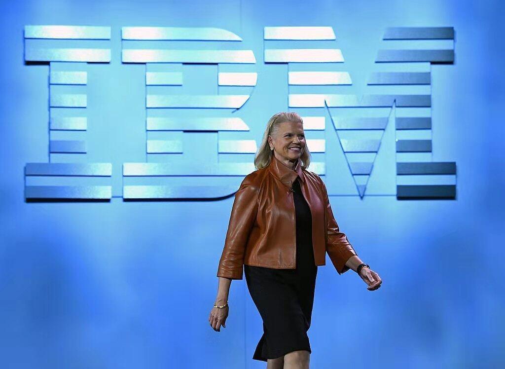 IBM CEO罗睿兰卸任,云计算负责人Krishna接班