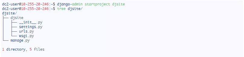 Django + DebugToolbar构建全栈WEB开发