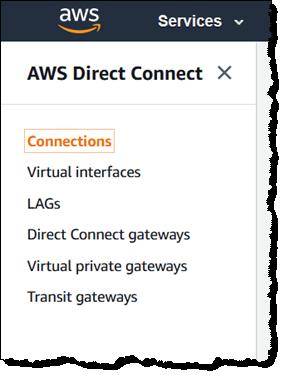 使用 AWS Transit Gateway & Direct Connect 集中和简化网络连接