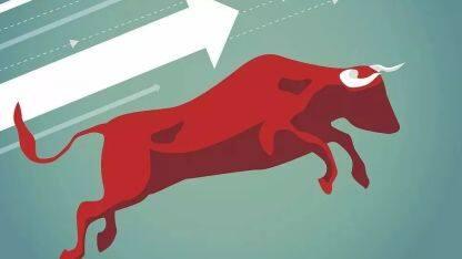 区块链概念百股涨停,普通人该不该跟进?