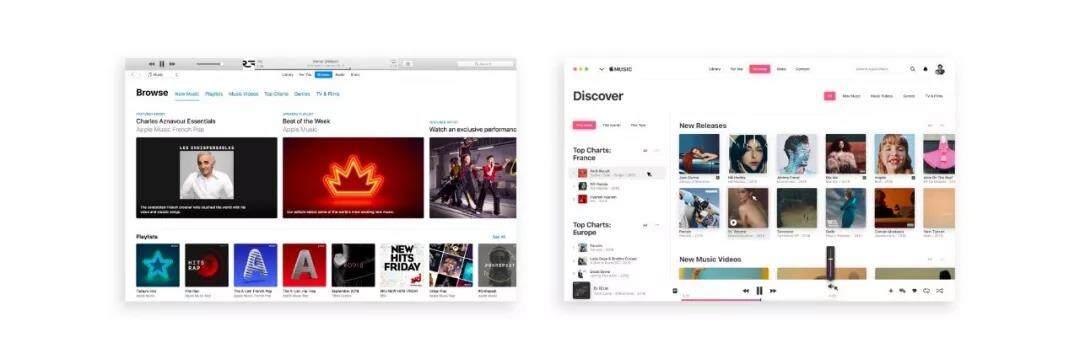 Apple Music:一次全面的 UI/UX 案例学习(三)