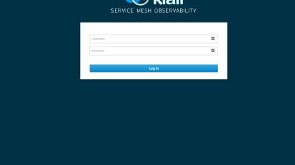 使用 Kiali 观察您的服务窗格