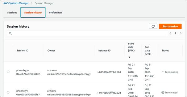 忘记堡垒机,使用 Session Manager 登录和管理 EC2 主机