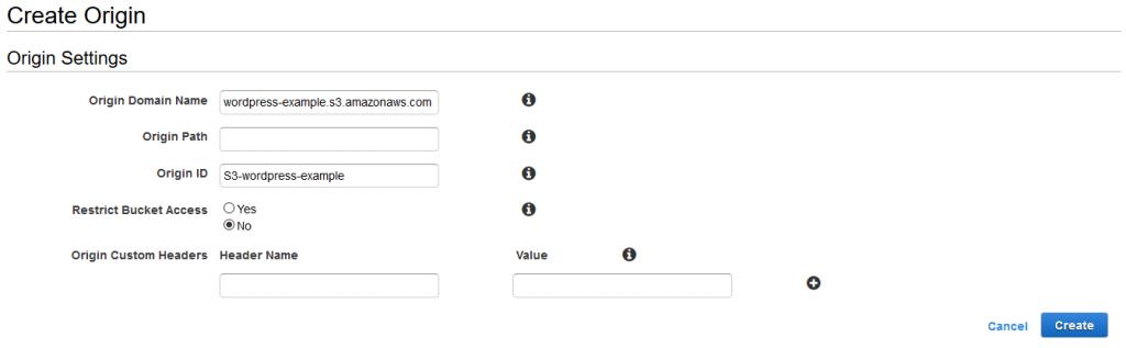 如何使用 Amazon CloudFront 加速您的 WordPress 站点