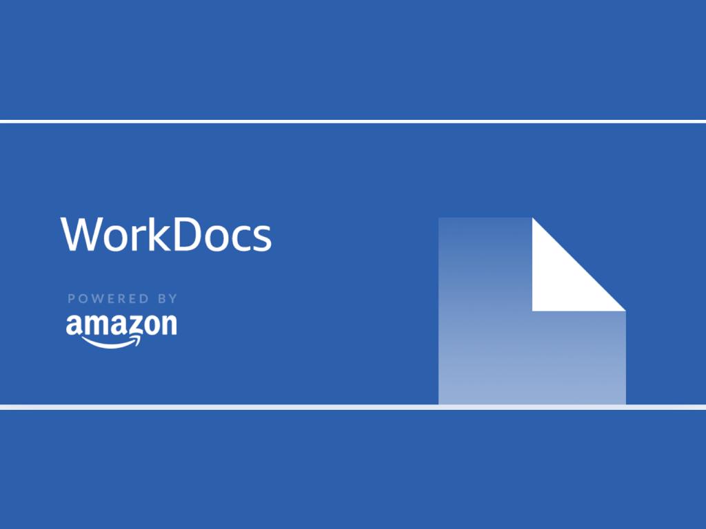 Amazon WorkDocs 的新协作编辑功能,由 Hancom Thinkfree Office Online 提供支持