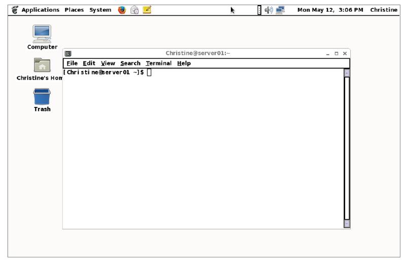 Linux命令行与shell脚本编程大全(3rd ed)(10):走进shell 2.1.2