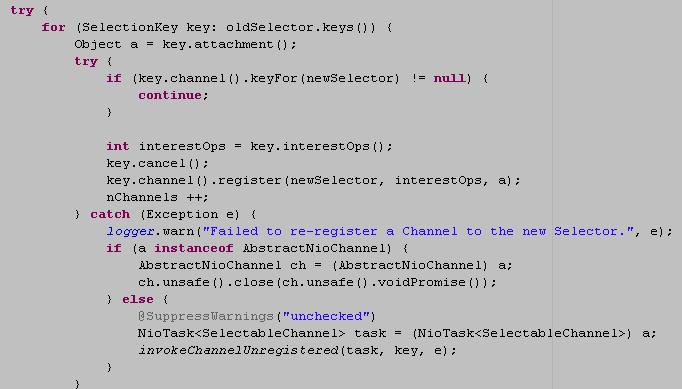 Netty系列之Netty可靠性分析