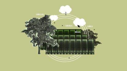 WIRED为三大云提供商做了环保考核:谷歌和微软能拿B,AWS却只能拿C