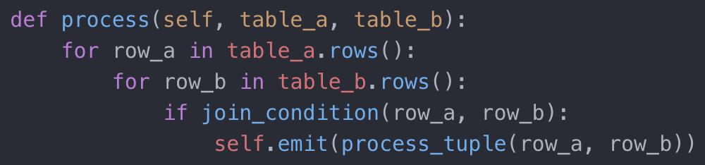 数据库内核杂谈(六):表的JOIN(连接),执行复杂分析语句的基础