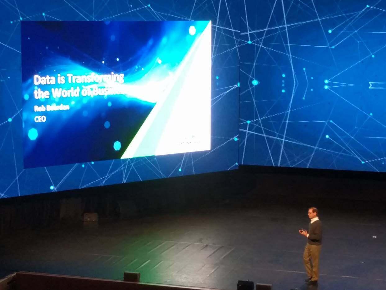 Hadoop Summit 2016欧洲峰会开幕Keynote回顾