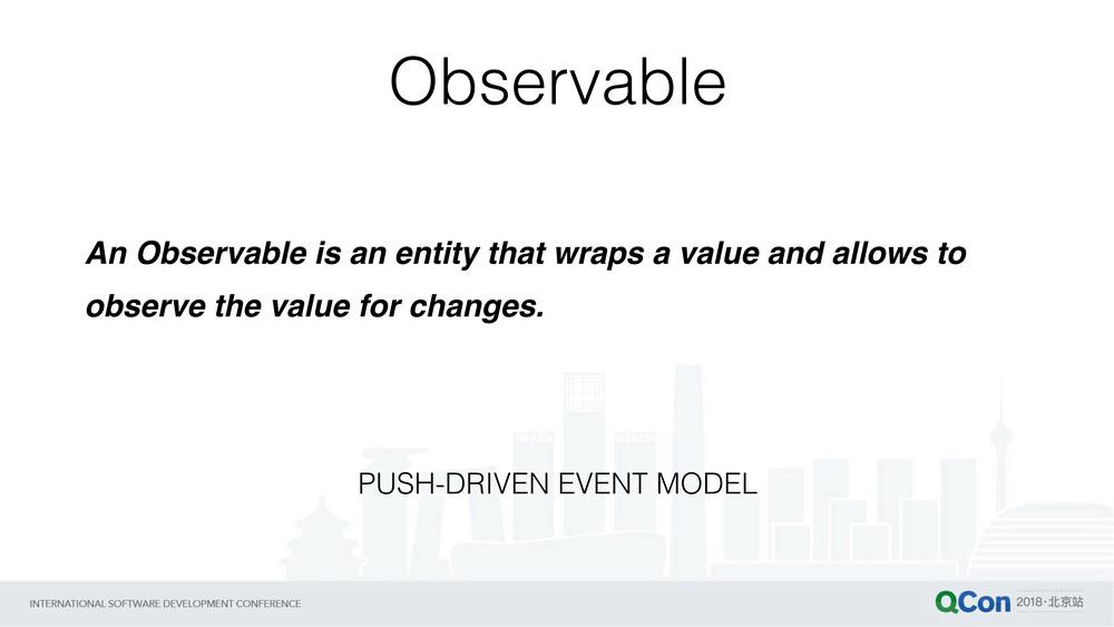 从Observer到Observable:使用Functional Swift提升复杂iOS项目的可维护性