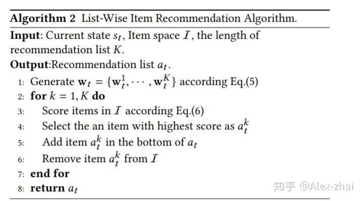京东:DRL for List-wise Recommendations