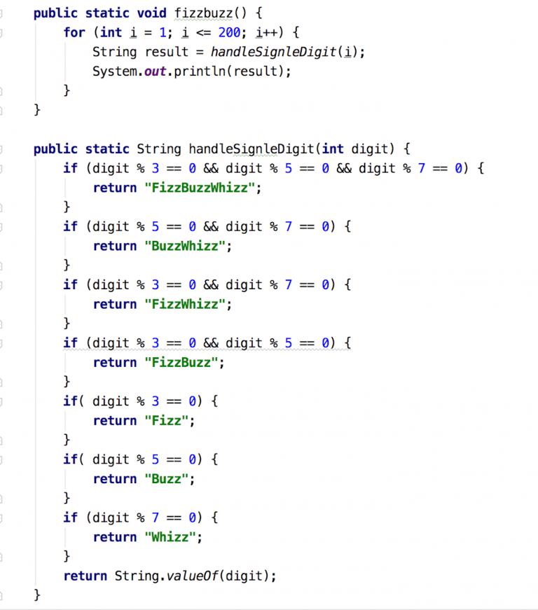 """FizzBuzz与写代码的""""一万""""个细节"""