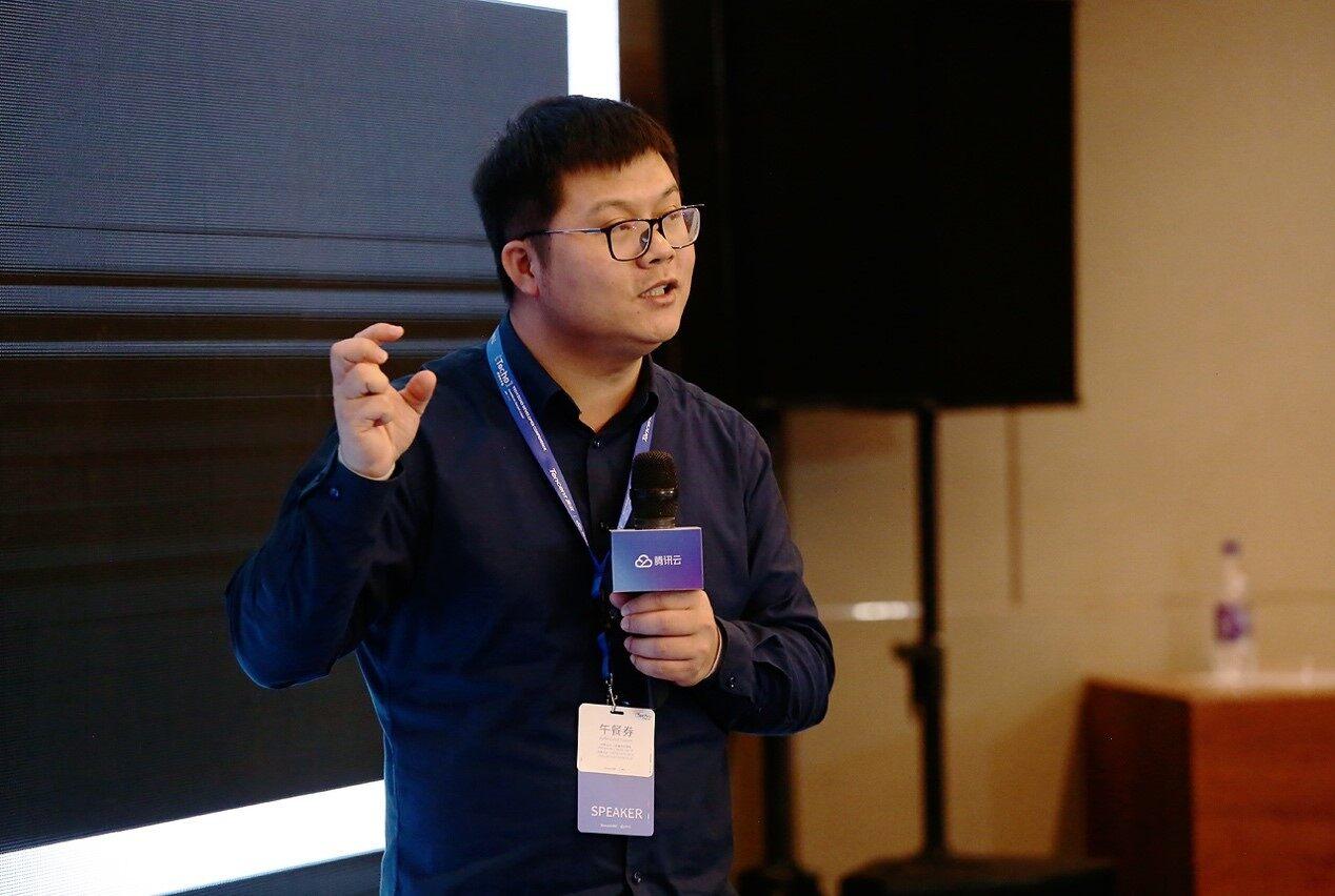 腾讯云林晓斌:腾讯云数据库运维进入智能时代