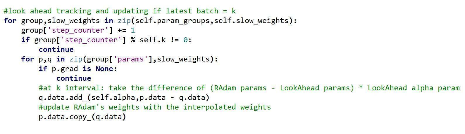 最强深度学习优化器Ranger开源:RAdam+LookAhead强强结合,性能更优速度更快