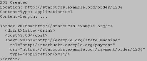 如何获取(GET)一杯咖啡——星巴克REST案例分析