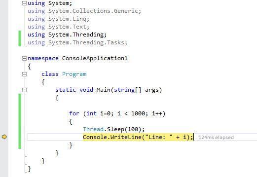 "Visual Studio ""14"" CTP3的亮点: PerfTips 和IDE"