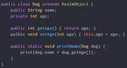 Realm Java 原理介绍以及常见问题