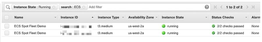 Docker、Amazon ECS 和 Spot 队列:天作之合
