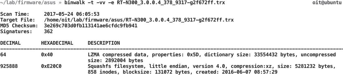 物联网渗透测试(十一):固件分析流程