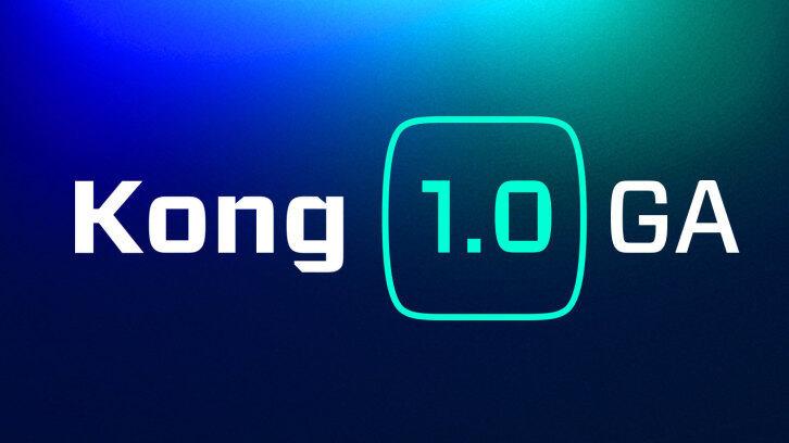 微服务网关Kong 1.0正式发布!提供100+项功能